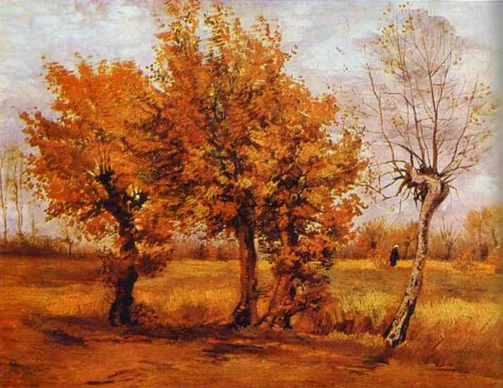 autumn landscape with four trees.jpg